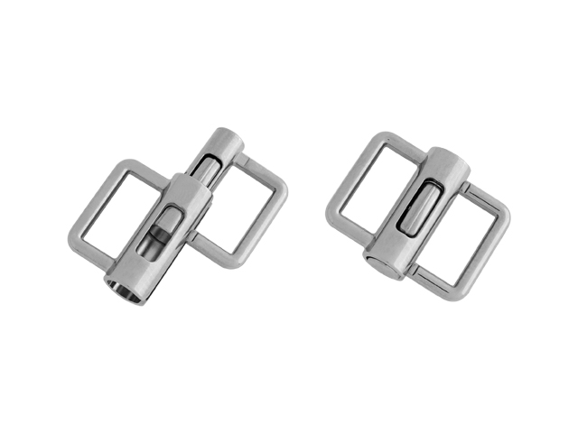DOG CLIPS WITH OVAL RING